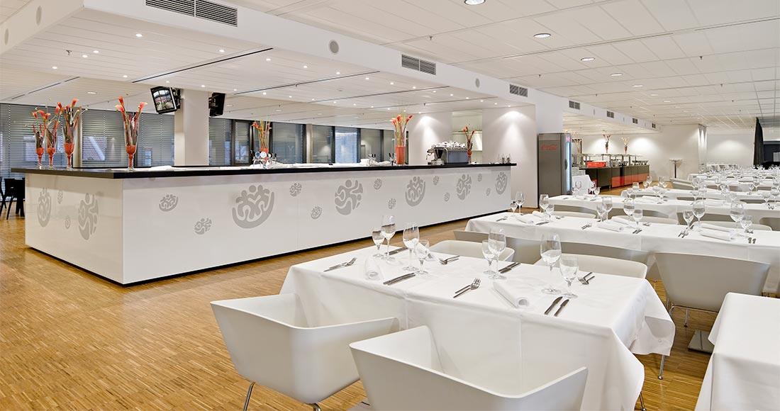 Wörthersee Stadion Klagenfurt VIP Lounge - Fotograf Kurt Kuball