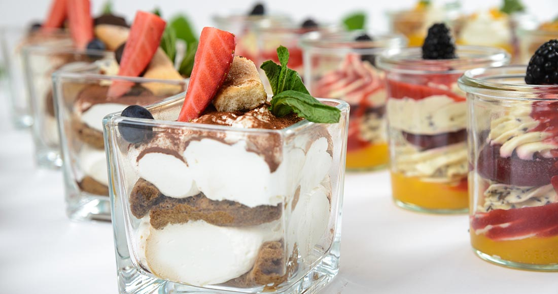 Fingerfood Dessert